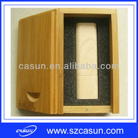 bulk wooden box usb flash drive gift item