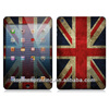 England Flag,classic deisgn removable reusable skin adhesive color skin sticker for ipad 2