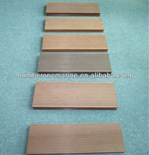 wpc wood plastic composite decking for floating dock