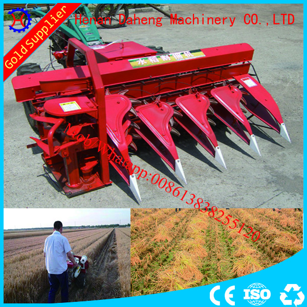 factory price wheat reaper binder /reaper binder tractor operated
