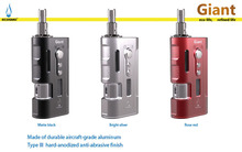 Bulk buy from China vaping rock vape mod Giant 50w and Qihongtu all in one Giant mod vw mod