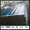 Size 2000x2160mm Panel thinkness0.45mm steel hoarding Panel