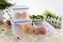 Professional supply Cheap plastic food container weight