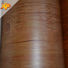 PVC wooden grain lamination film for furniture