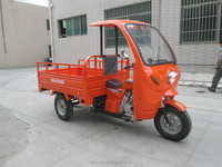 200cc light gas cargo motor reverse trike with cabin (SY200ZH-F5)