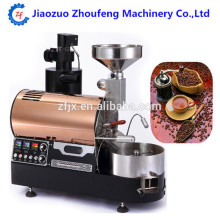 1kg 2kg 3kg electric gas heating commercial drum automatic coffee beans bean roaster roasters roasting machine