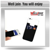 Widely used best quality cell phone case card holder