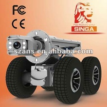 Waterproof Pipe Plumbing Detection Camera Cctv City Supply Water Pipeline Inspection Video Camera