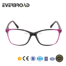 Fancy double color optical glasses frame