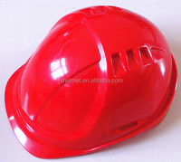 CE en397 hdpe safety helmet 6 point chin strap for personal security products