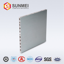 PVDF / PE Coated And Custom Aluminium Honeycomb Core Swanwich Panel For Building Material , A2 Level