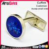China factory supply cheap metal cufflink back