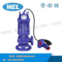 Sump Popular 20hp Submersible Sump Pumps for City/Industry