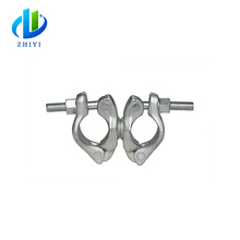 New Style press scaffolding limpet coupler clamp for building construction