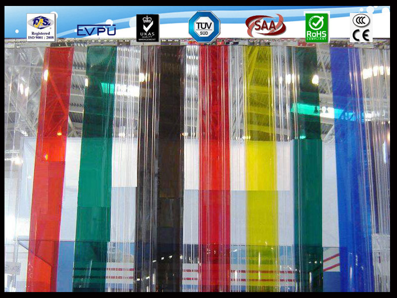 saving energy pvc plastic curtain for garage