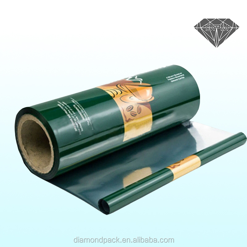 Wide varieties multilayer laminated film roll for coffee bags