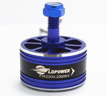 LD-POWER Motor For Racing Series FR2204 2300KV Multicopter Motor Born To Fly For 250 Quadcopter