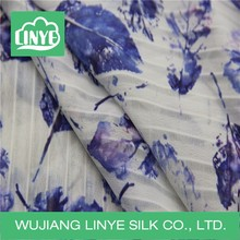 cheap 100% polyester woven fabric for digital printing to any design