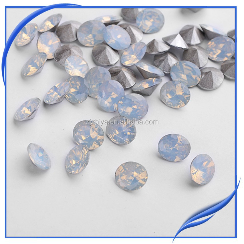 New design dark blue wholesale semi precious stone