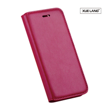 Design your own mobile phone case flip leather flip cover for Huawei ascend P6