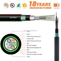 Multimode 48 Core Optical Fiber Cable
