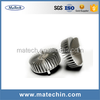 China OEM CNC Machining Zamak Zinc Alloy Die Casting Polishing Parts