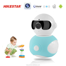October New Mini Hikestar A8 IP Robot 355 Degree Wifi Camera