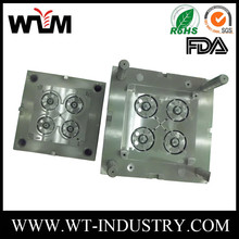 manufacturer OEM Medical cushioning plastic foot pat precision mould for Admeasuring Apparatus Instruments