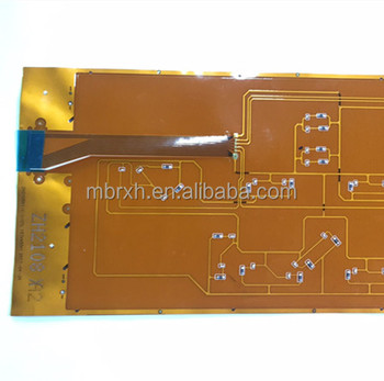 High Quality Customized Membrane Switch with FPC