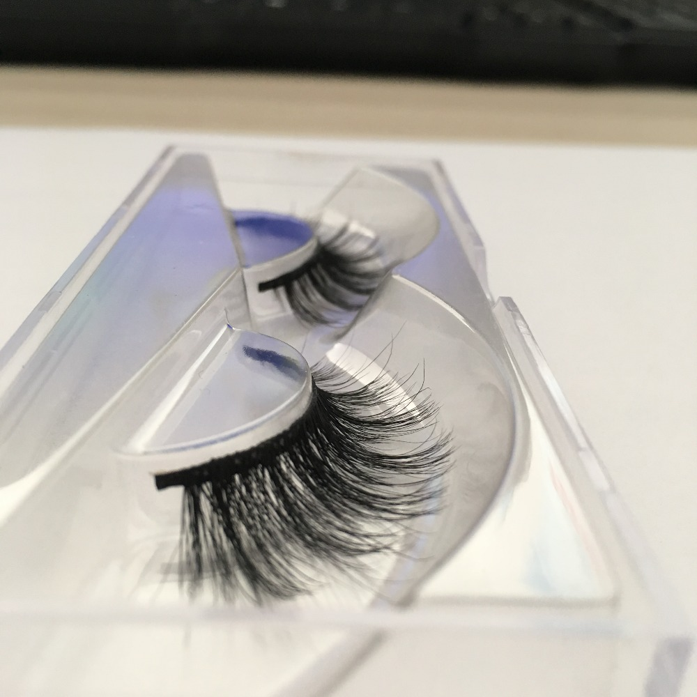 Private label factory wholesale lashes 3d eye lash extension lash packaging 5 pairs mink eyelashes