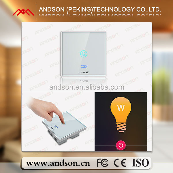 ANDSON -x10 smart home automation system