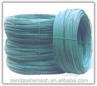 Bulk Colored PVC Coated Galvanized Iron Wire for Hanger ( manufacturer)