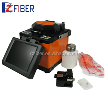 Supply factory price fiber optic splicing equipments optical fiber fusion splicer