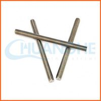 Made in china supplier quality zinc plated threaded rod