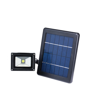 Integrated Circuit LED Xinree SL-310D Outdoor IP65 Flood with Solar Panel Light