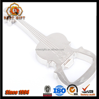 GuangDong Custom High-end Beer Guitar Key Chain Bottle Openers