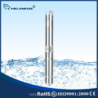 Deep Well Submersible Water Pump Steel Machinery