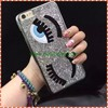 Luxury glitter eyes hard pc back cover case for iphone6