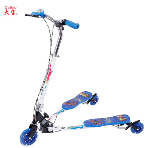 CE&ASTM F963 China DaBao 3 Wheel Scooter (DB8068S)