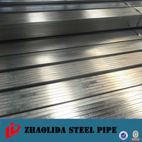 metal tube 14mm ! 120*120*2.5mm hot dipped galvanized iron pipe galvanized square steel casing tubes