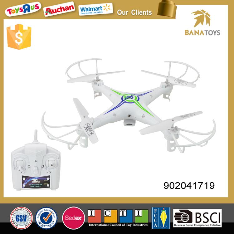 Mobile real-time transmission 2.4g rc quadcopter
