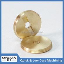 OEM quality prodcuts cnc brass mechanical spare part for inductive switch