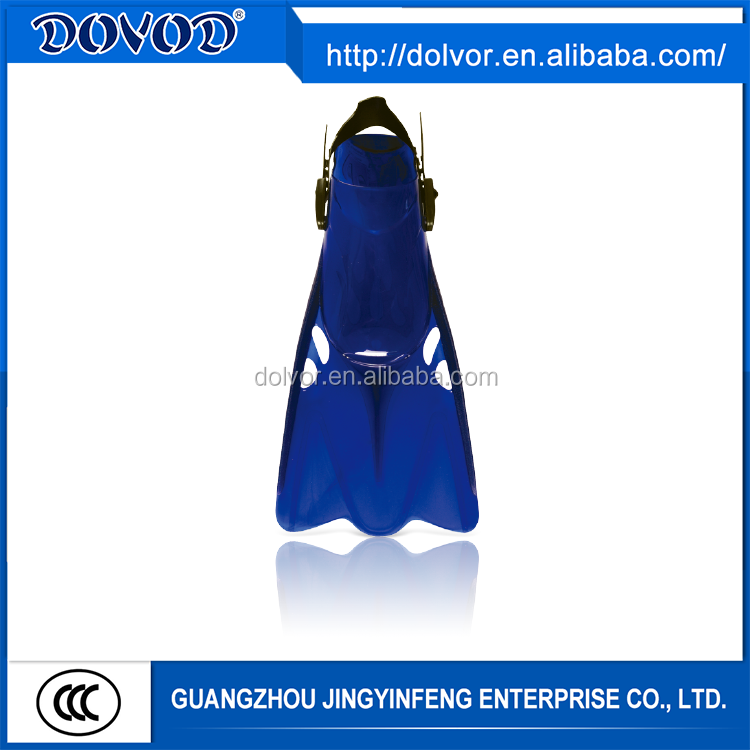 Water sports use high performance diving equipment professional trainning swimming fins