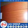 12mm high compressed non--slip waterproof balcony hardwood flooring for indoor made from luligroup