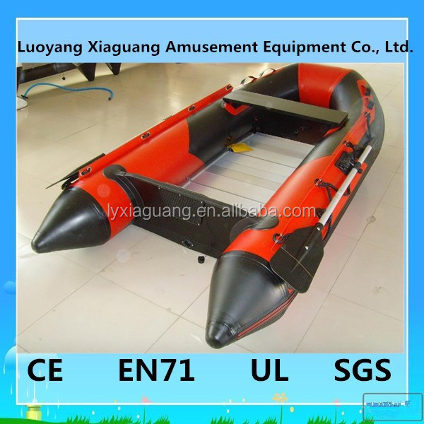 2015 newest designer Popular inflatable boat with electric motor