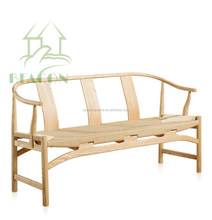Old fashion wooden frame sofa