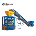 road construction machines semi auto brick making machine foam concrete blocks production line