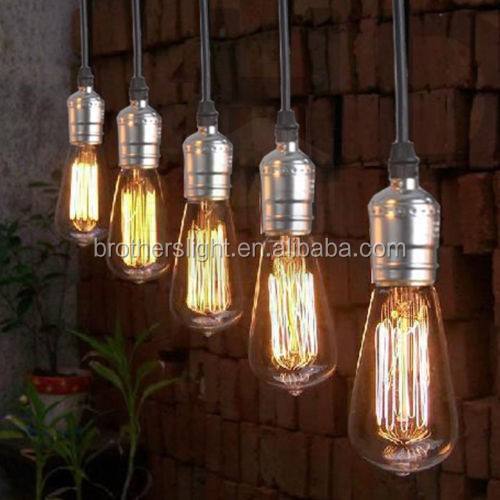 Factory Directly To You 40w 110v-220v Filament Light Bulbs Vintage Antique St...