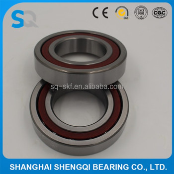 High precision and Low noise ANGULAR CONTACT BALL BEARING 7005AC 25*47*12mm