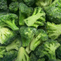 Good quality frozen IQF broccoli